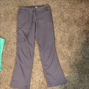 Grey's anatomy scrub bottoms- medium tall